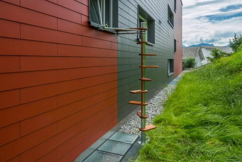 CATWALK Katzentreppe 180 cm in SG-Amden