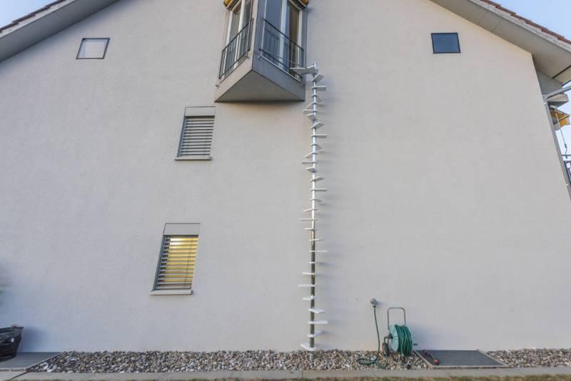 CATWALK Katzentreppe 590 cm in ZH-Andelfingen