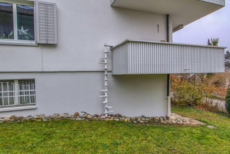 REF 1617: CATWALK Katzentreppe 260 cm in ZH-Weiningen