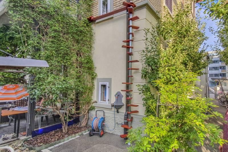 REF 1380: CATWALK Katzentreppe 400 cm in ZH-Winterthur