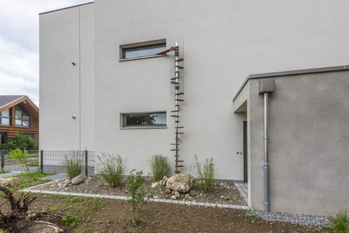 REF 1290: CATWALK Katzentreppe 490 cm in LU-Meisterschwanden