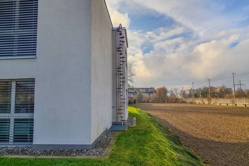 REF 1612: CATWALK Katzentreppe 580 cm in SO-Luterbach