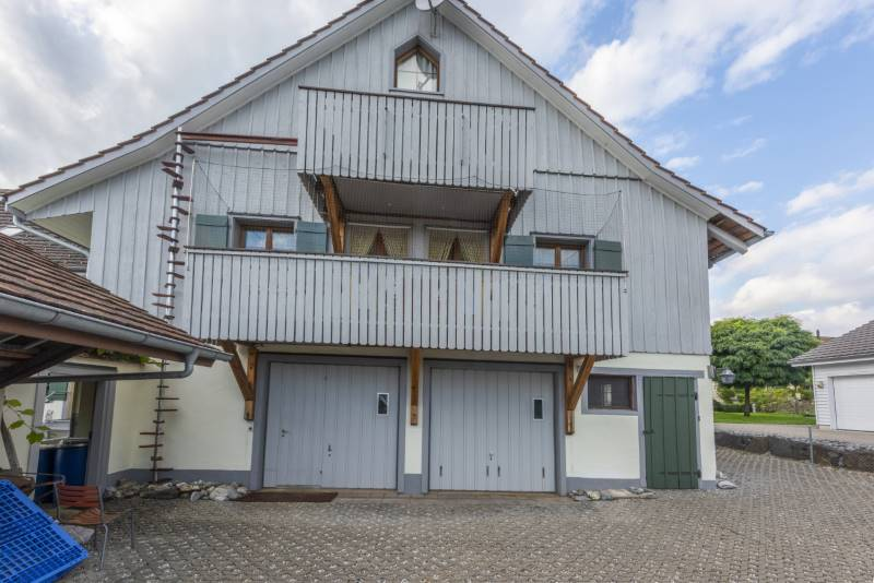 REF 839: CATWALK Katzentreppe 650 cm in TG-Mattwil