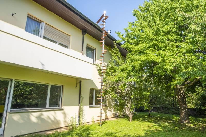 REF 88: CATWALK Katzentreppe 729 cm in BL-Muttenz