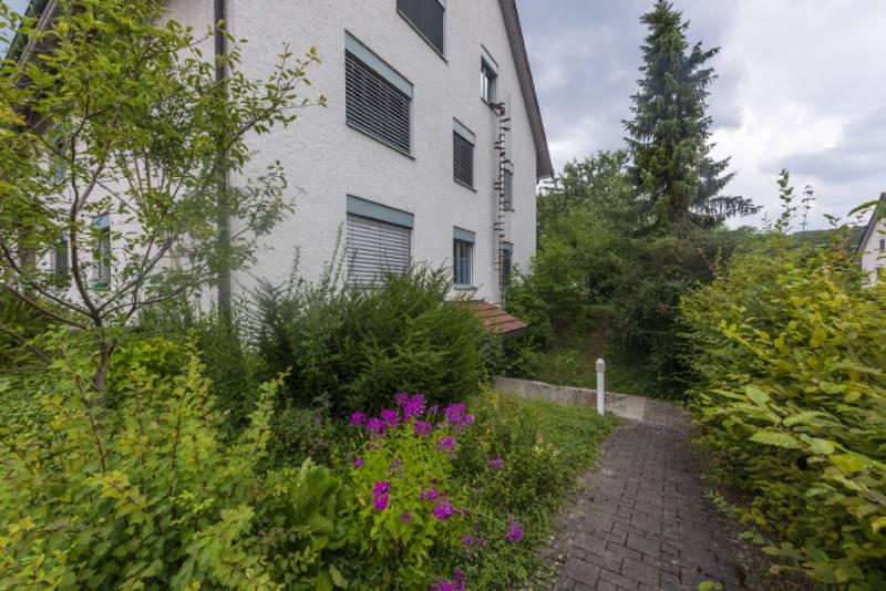 REF 1326: CATWALK Katzentreppe 750 cm in ZH-Kleinandelfingen