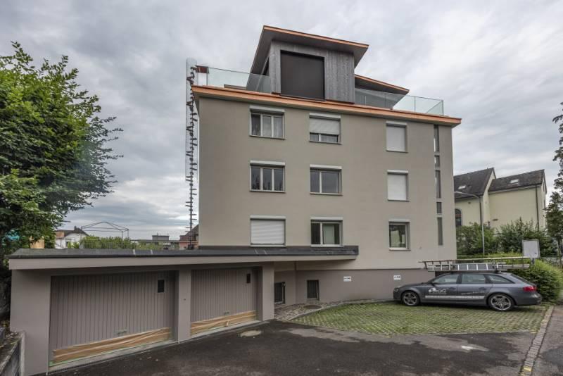 REF 1069: CATWALK Katzentreppe 872 cm in ZH-Thalwil