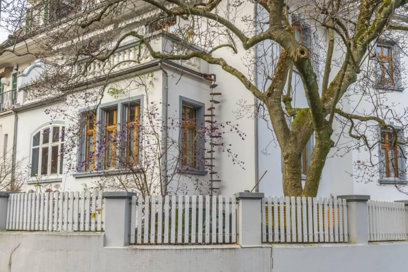 REF 985: CATWALK Katzentreppe 450 cm in BS-Basel